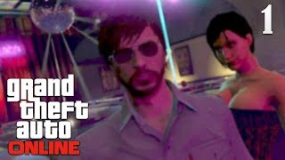 The Strippers ARE DEAD! - GTA Online #1