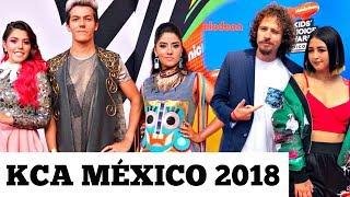 MEJORES Y PEORES VESTIDOS DE LOS KIDS' CHOICE AWARDS MEXICO 2018