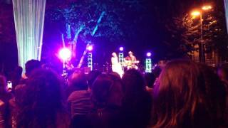 Fabrizio Moro feat. Elodie - Un'altra vita (live @ Tagliacozzo)