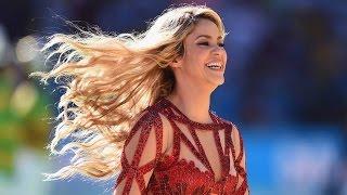 FIFA World Cup 2014 Closing Ceremony | Shakira La La La | HD