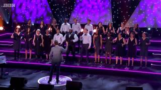 Songs of Praise Gospel Choir of the Year Final 2015 - The BIG Sing Gospel Voices