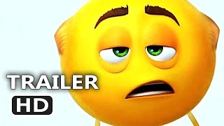 THE EMOJI MOVIE Official Trailer Tease (2017) Animated Movie HD