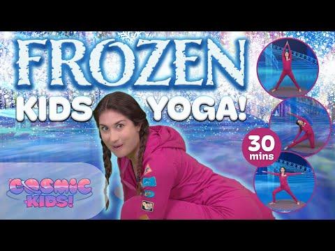 Xxx Mp4 Frozen A Cosmic Kids Yoga Adventure 3gp Sex
