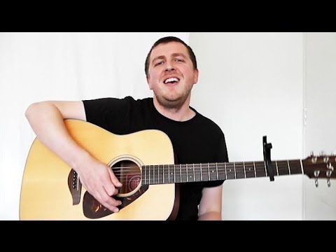 Guitar Tutorial - The Man Who Can't Be Moved - The Script - Drue James
