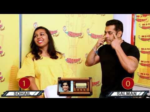 Xxx Mp4 Salman Khan Sohail Khan Play Pehchan Kaun Tubelight RJ Prerna Radio Mirchi 3gp Sex