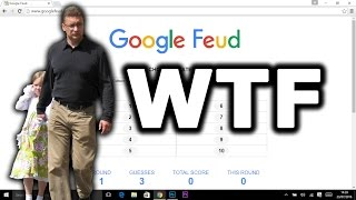MY DAD IS ATTRACTED TO ME! GOOGLE FEUD #1
