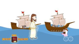 Miracles Of Jesus Part 2 | Stories Of Jesus | Bible Story for Children | Holy Tales Bible Stories