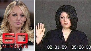 What Stormy Daniels thinks of Monica Lewinsky   60 Minutes Australia