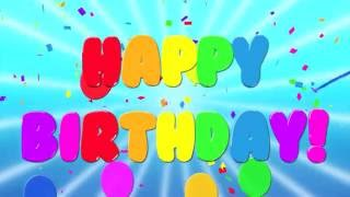 Happy Birthday Morgan