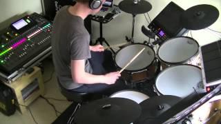 Wiz Khalifa - See You Again Drum Cover / Tribute (Fast & Furious 7 Soundtrack) [DrummerMattUK]