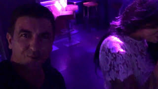 Super sexy young Swedish girl shake her massive  Paradiso club 2017