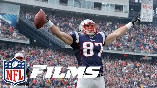 #3 Rob Gronkowski | Top 10 Patriots of All Time | NFL