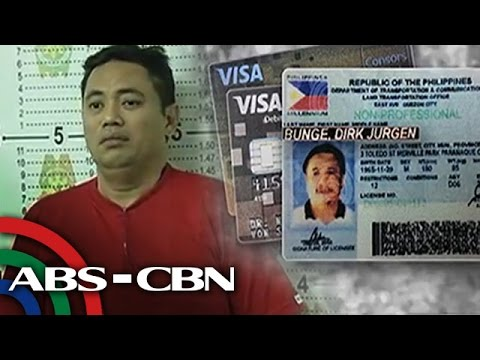 TV Patrol: P700,000 halaga ng cellphones, natangay sa credit card scam