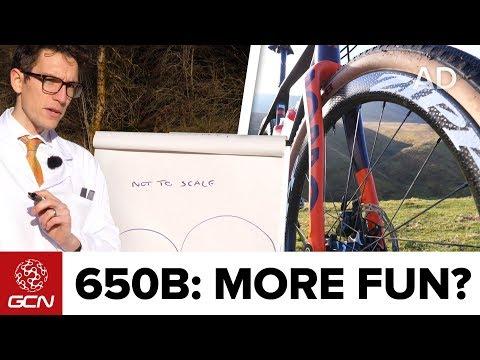 Smaller Wheels More Fun 650B VS 700C