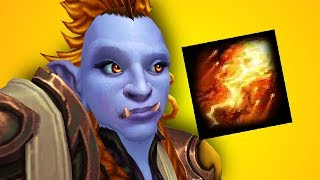 Possibly The WORST Caster In PvP - Fire Mage PvP WoW Legion 7.3