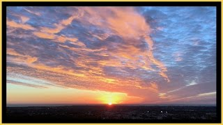 Timelapse Perth ☆ Sunsets & Storms ☆ Western Australia