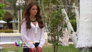 La Tempestad: Esthercita le pone un alto a Marina - Avance capítulo 12