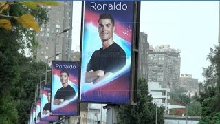 EGYPT || Anticipation grows as superstar Cristiano Ronaldo hosts Ramadan show in Egypt