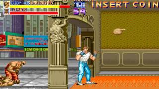 Arcade Longplay [415] Final Fight (a)