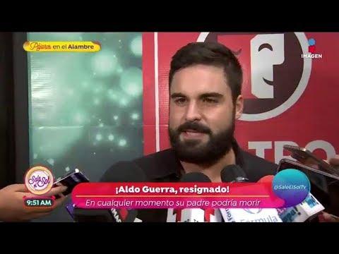 Xxx Mp4 Aldo Guerra Aclara La Situación Médica De Su Papá Rogelio Guerra Sale El Sol 3gp Sex