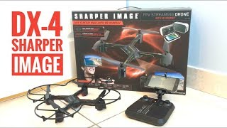 Sharper Image DX-4 HD Streaming Drone