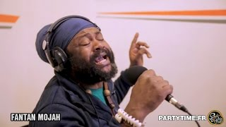 FANTAN MOJAH - Freestyle at Party Time radio show - 04 DEC 2016