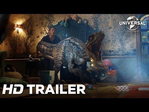 Xxx Mp4 Jurassic World Reino Ameaçado Trailer Internacional 3 Universal Pictures HD 3gp Sex