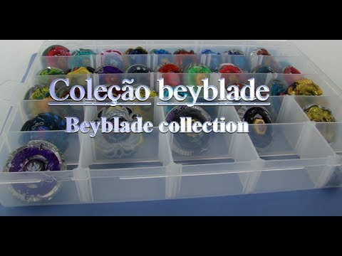 Minha coleção de beyblades My Beyblade Collection Jan 2013