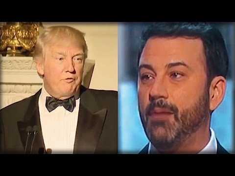 RIGHT AFTER TRASHING TRUMP AT OSCARS JIMMY KIMMEL GOT SMACKED WITH HUGE DOSE OF KARMA