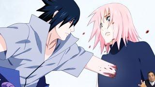 Anime AMV /Sakura X Sasuke/ i hate you i love you / اغنية رائعة