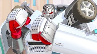 TOBOT English | 306 Conflicts and Consoles | Season 3 Full Episode | Kids Cartoon | Videos for Kids