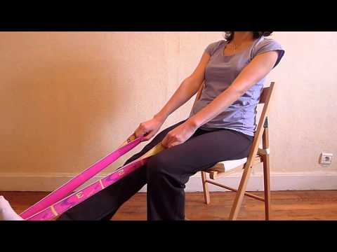 реабилитация при остеартрозе коленного сустава