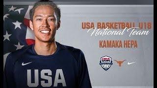 Filipino American Selected to Play for USA U18