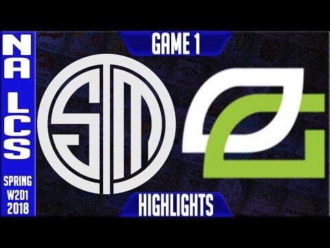 Xxx Mp4 TSM Vs OPT Highlights NALCS Spring 2018 S8 W2D1 Team Solomid Vs OpTic Gaming Highlights 3gp Sex