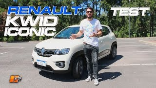 Renault Kwid Iconic Test - Routiere - Pgm 444