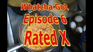 PawPaw Cooks Whatcha Got Adult Version Rated X Episode 6