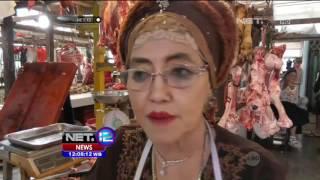Operasi Pasar Daging Beku di Pontianak Belum Pengaruhi Harga Pasaran - NET12