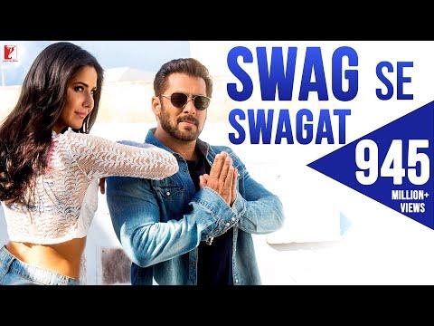 Swag Se Swagat Song | Tiger Zinda Hai | Salman Khan | Katrina Kaif | Vishal Dadlani | Neha Bhasin