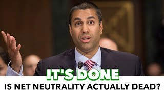 FCC Repeals Net Neutrality. Can A 'Public Option' Save It?