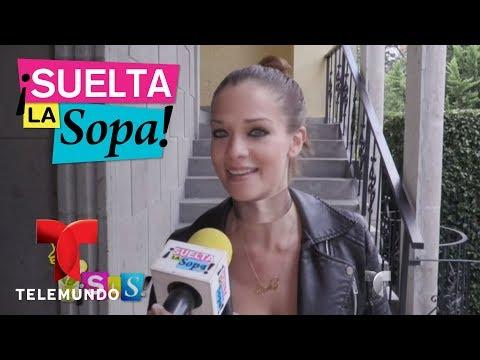Carolina Miranda habla sobre su noviazgo con Michel Duval  | Suelta La Sopa | Entretenimiento
