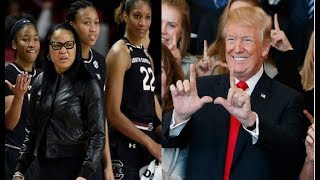 Trump Posed With 5 Teams Today And Everyone Immediately Noticed What Some SICK Players Did