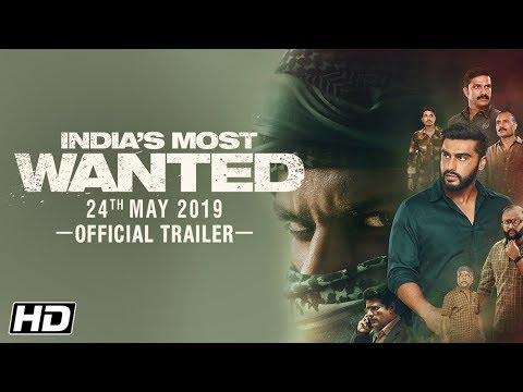 Xxx Mp4 India 39 S Most Wanted Official Trailer Arjun Kapoor Raj Kumar Gupta 24th May 3gp Sex