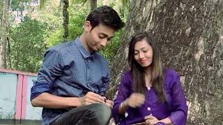 Parbona Ami Carte Toke l Bangla Music Video l Rong Pencil Media