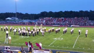 BV band 2016 open night