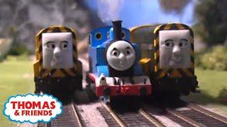 Thomas & Friends: The Chase | Secrets of the Stolen Crown Episode #4 | Thomas & Friends