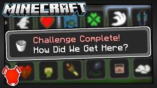 Minecraft has a HIDDEN Achievement?!