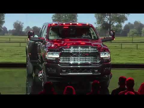 Xxx Mp4 Ram Unveils 2019 Ram Heavy Duty At The North American International Auto Show 3gp Sex