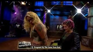 Best Stripper Competition! (The Jerry Springer Show)