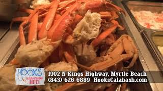 Hooks Calabash Seafood Buffet
