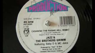 Jazz And The Brothers Grimm - Casanova